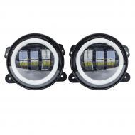 Фари протитуманні LED для Renault Duster 2 шт.
