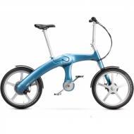 Електровелосипед Mando Footloose LB07 блакитний