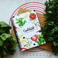 Блокнот для запису рецептів Figasse Італійський