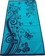 Полотенце Речицкий Текстиль Луговой 67x150 см Бирюзовый (4с82.111)