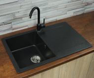 Мойка для кухни Smart House Ancora гранитная Черный