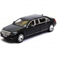 Машинка іграшкова Автопром Mercedes Benz Maybach метал/світло/звук Чорний (7686)