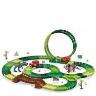 Трек DIY Dinosaur Track 195 елементів (7174d1c2)