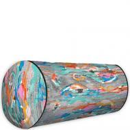 Подушка валик Красочный этно узор 42x18 см (PV_CASA003)