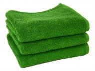 Полотенце махровое Maisonette Izzy 34х80 см зеленый 420 г/м2