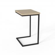 Приставной столик Дуб Сонома (К652125)
