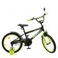 "Велосипед Profi 18"" Dino Y1871-1 Black/Lime"