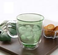 Набор чашек Flamberg Sparkle Green 540 мл 2 шт. (ЧШ83)
