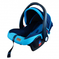 Детское автокресло (автолюлька) Mamakids Z-33B Blue (група 0+ 0-13 кг)