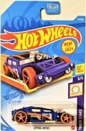 Базовий автомобіль Hot Wheels серії Track Stars 3/5-Lethal Diesel 2021