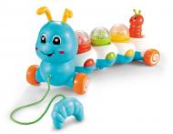 Развивающая игрушка гусеница Chimstar электронная со звуковым и световым эффектами