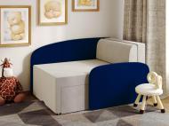 Міні-диван трансформер Viorina-Deko Smile 05 Синій/Білий