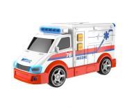 Машинка SunKids Joy Teamsterl Швидка допомога 1416564
