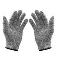 Перчатки с защитой Wellamart от порезов Серый L (57840001)