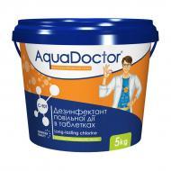 Повільно-розчинний дезинфектант на основі хлору Aquadoctor С90-Т 5 кг (2489)