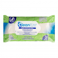 Вологі серветки дезінфікуючі Cleanitize 72 шт.