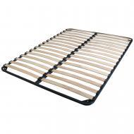 Ортопедический каркас кровати АНТ 160х200 см M- 4,5 см 38 ламели без ножек (к0044-)