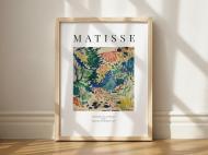 Постер в рамке Matisse Landscape At Collioure 42х60 см