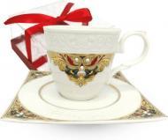 Чашка с блюдцем S&T Амели 220 мл (2320-2)