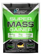 Гейнер високобілковий Powerful Progress Super Mass Gainer 2 кг Банан (10838-01)