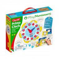 Навчальний ігровий набір Quercetti серії Play Montessori Перший годинник