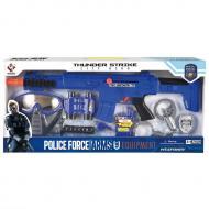 Набір поліцейського Yueqiang з маскою і автоматом (57365)