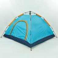 Палатка UKC туристическая автоматическаям 3-х местная 2х1,5 м