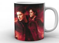 Чашка Gee! Supernatural Сверхъестественное братья Винчестеры SN.02.015