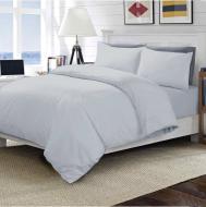 Комплект постельного белья полуторный Еней-Плюс МІ0008 Серый