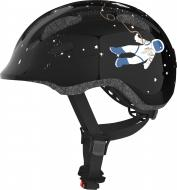 Велосипедний дитячий шолом ABUS SMILEY 2.0 M 50-55 Black Space