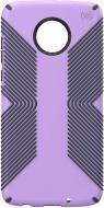 Чохол протиударний Speck Presidio Grip для Motorola Moto Z4 XT1980-4 Purple