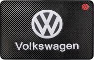 Килимок антиковзаючий на торпедо Volkswagen силіконовий (2137)
