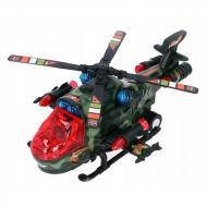 Вертоліт іграшка Jia Yu Toy на батарейках їздить зі світлом і звуком (58734)