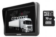 GPS навігатор Coyote 1020 Normandia Ram 256 mb ROM 8 Gb з MicroSD 16 Gb