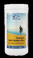 Хлор 3в1 Fresh Pool Мультітаб 200 в таблетках (1 кг)