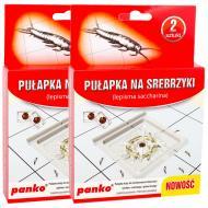 Пастка Panko від чешуйниць/сріблянок з приманкою 2х2 шт