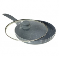 Сковорода Edenberg 26 см з Мармурова антипригарним покриття (EB-787)
