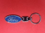 Брелок металевий Ford для авто ключів