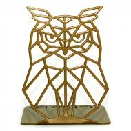 Упор для книг Glozis Owl G-034 15х12 см