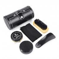 Набір для догляду та чищення взуття 100.25 Чорний