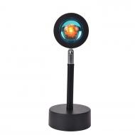 Напольная лампа-торшер Golden LED Sunset Lamp 23 см