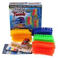 Гоночна траса Magic Tracks Glow Tracks 3,2 м 220 деталей та машинка