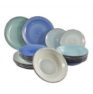 Набор посуды Flora Baita 18 предметов 45109