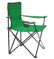 Стул раскладной IsoTrade Зеленый (268099366)