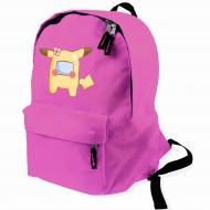 Рюкзак дитячий Among Us Pokemon Pikachu Рожевий (9263-2419-PK)