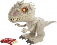 Интерактивная фигурка Jurassic World динозавр Индоминус Рекс  Camp Cretaceous Feeding Frenzy Indominus Rex (GMT90)