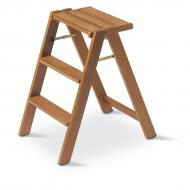 Деревянная стремянка-стул Osimo Вишня (70)