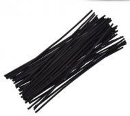 Палочки для аромадиффузора Fragrance Sticks черные 25 см комплект 25 шт.