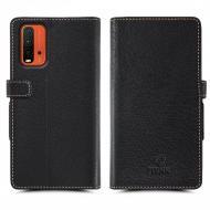 Чохол книжка Stenk Wallet для Xiaomi Redmi 9T Чорний (68896)