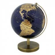 Глобус 14,2 см Темно-синий